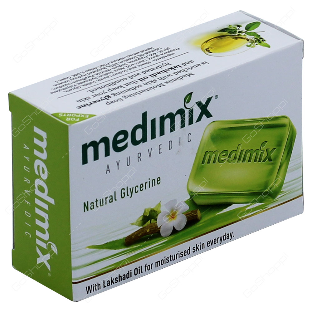 Medimix Natural Glycerine Soap 125g