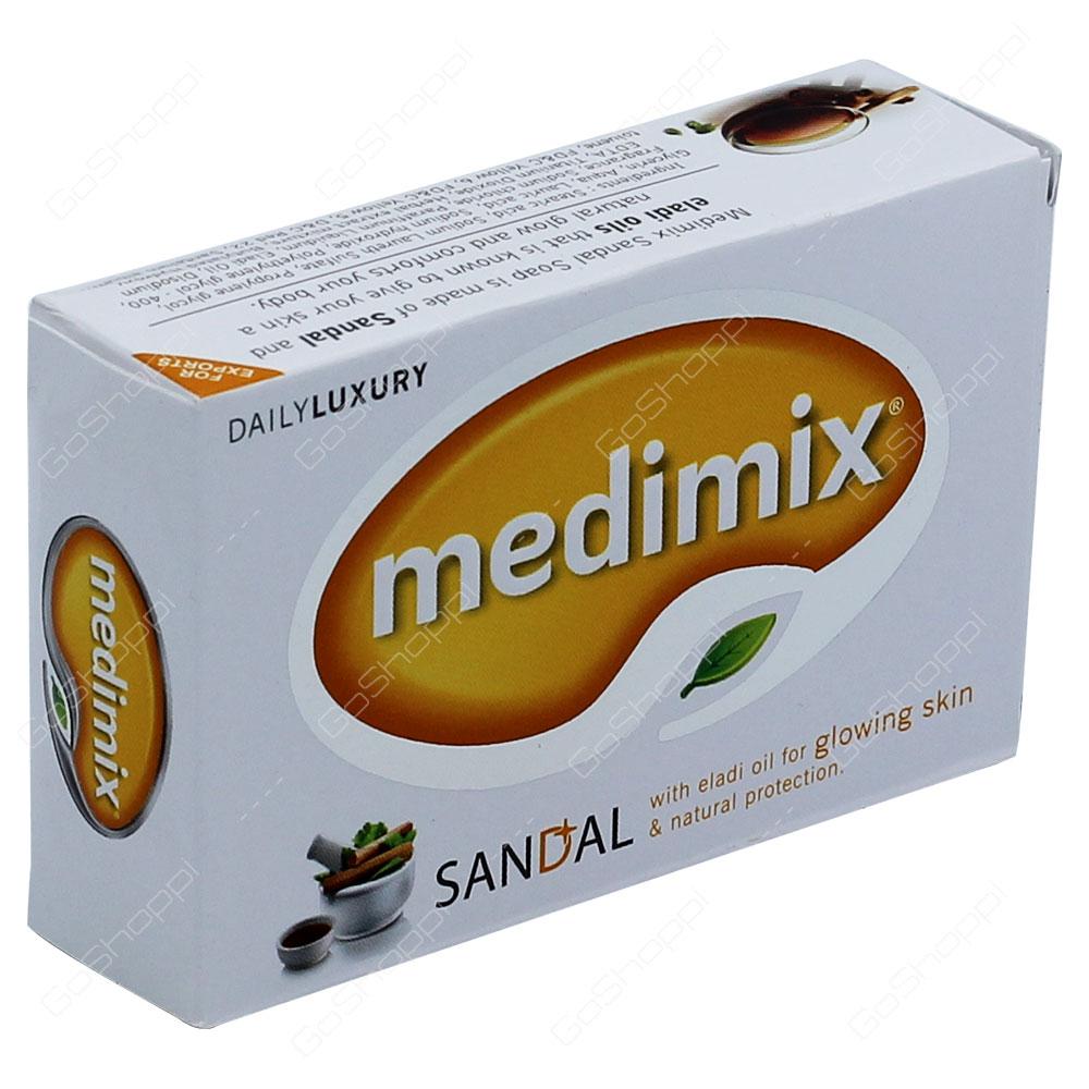 Medimix Sandal Soap 125g