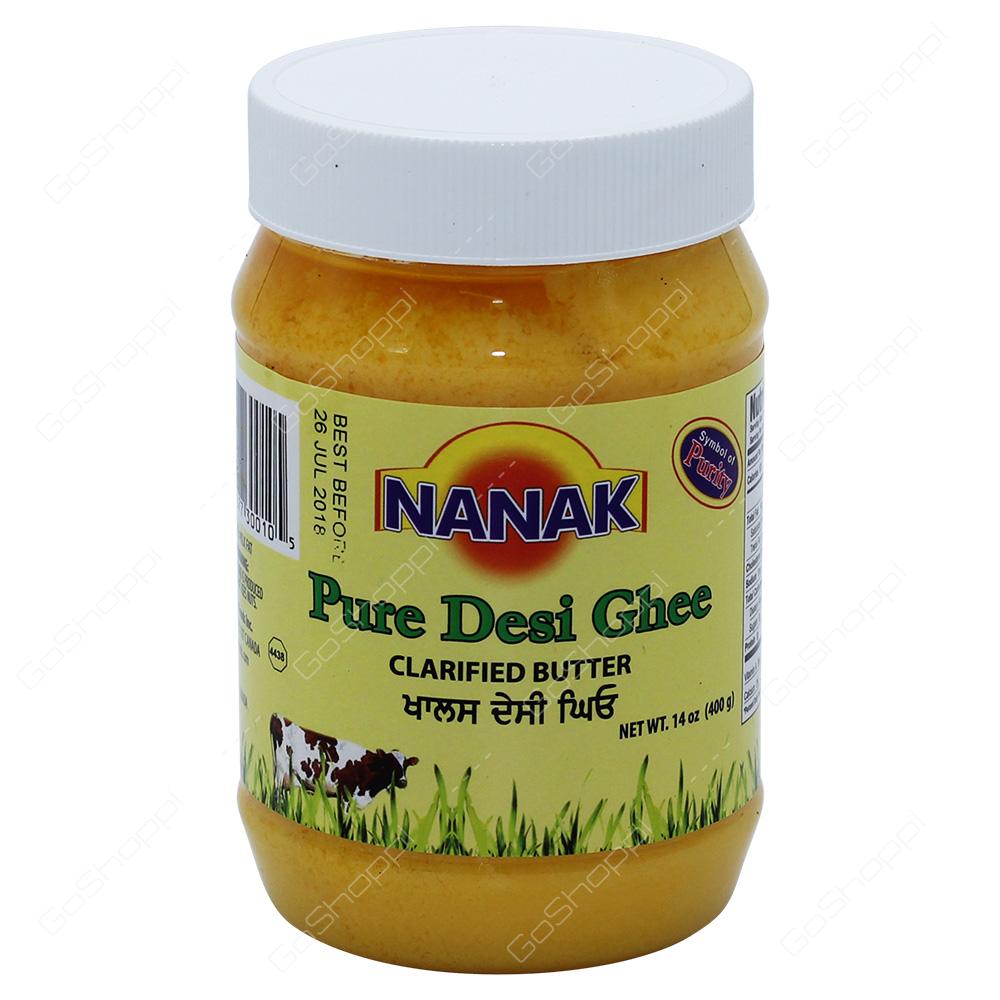 Nanak Pure Desi Ghee 400g