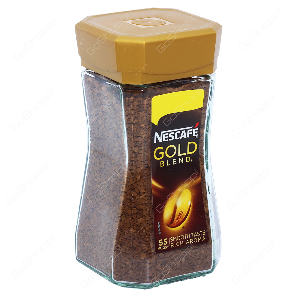 Nescafe Gold Blend Coffee 100g