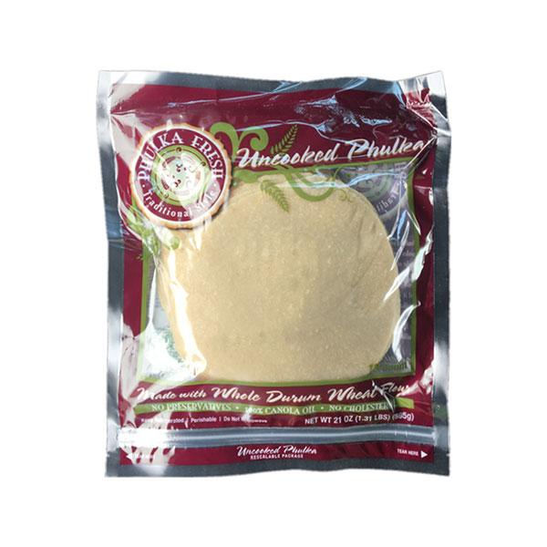 Phulka Fresh - Uncooked Roti