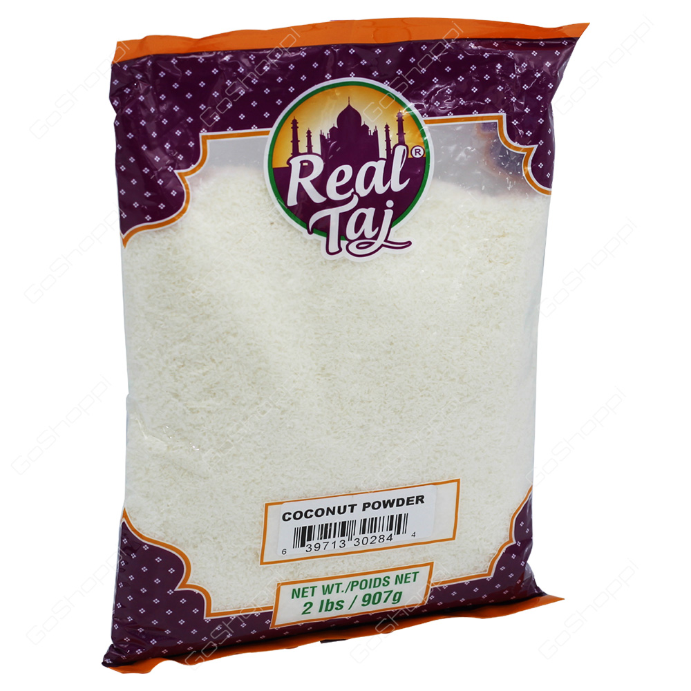 Real Taj Coconut Powder 907g