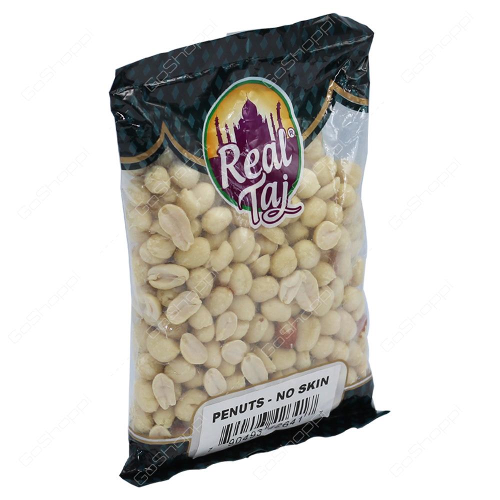 Real Taj Peanuts No Skin 200g
