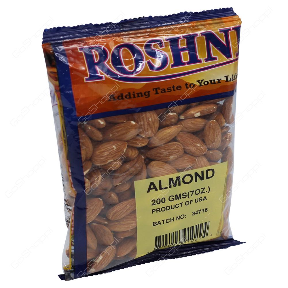 Roshni Almond 200g