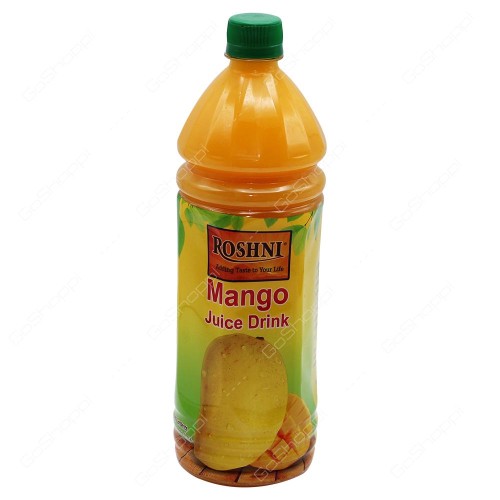 Roshni Mango Juice Drink 1l