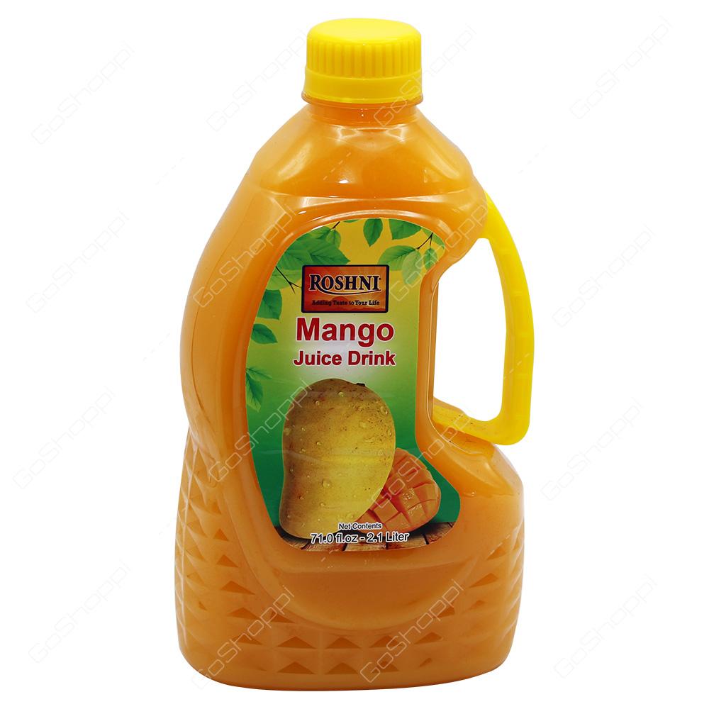 Roshni Mango Juice Drink 2.1l