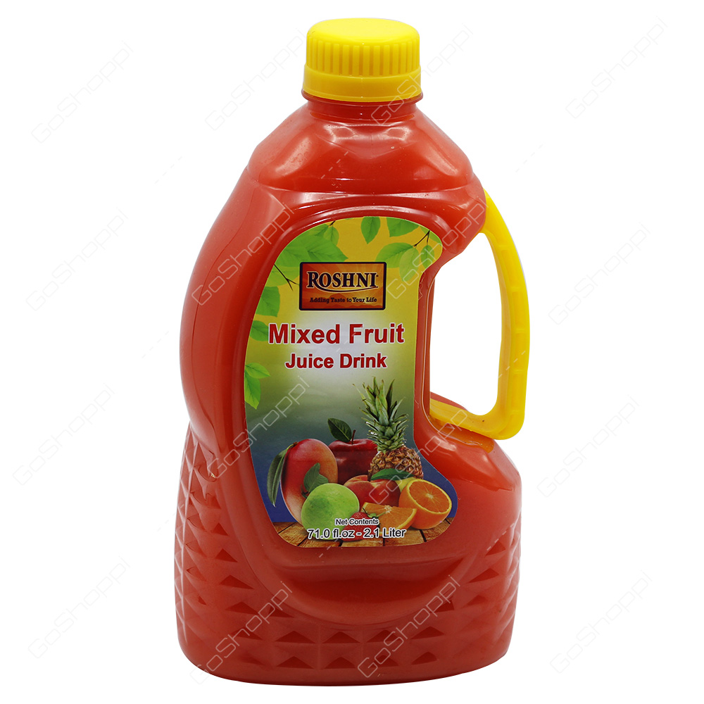 Roshni Mixed Fruit Juice Drink 2.1l