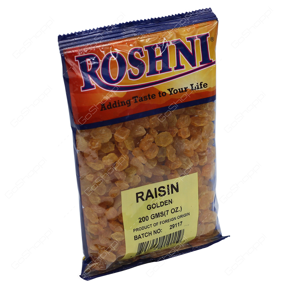 Roshni Raisin Golden 200g