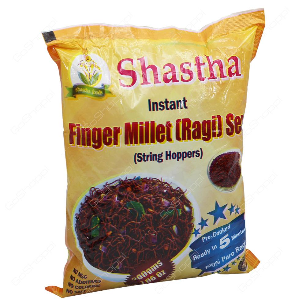 Shastha Foods Instant Finger Millet Sevai 200g
