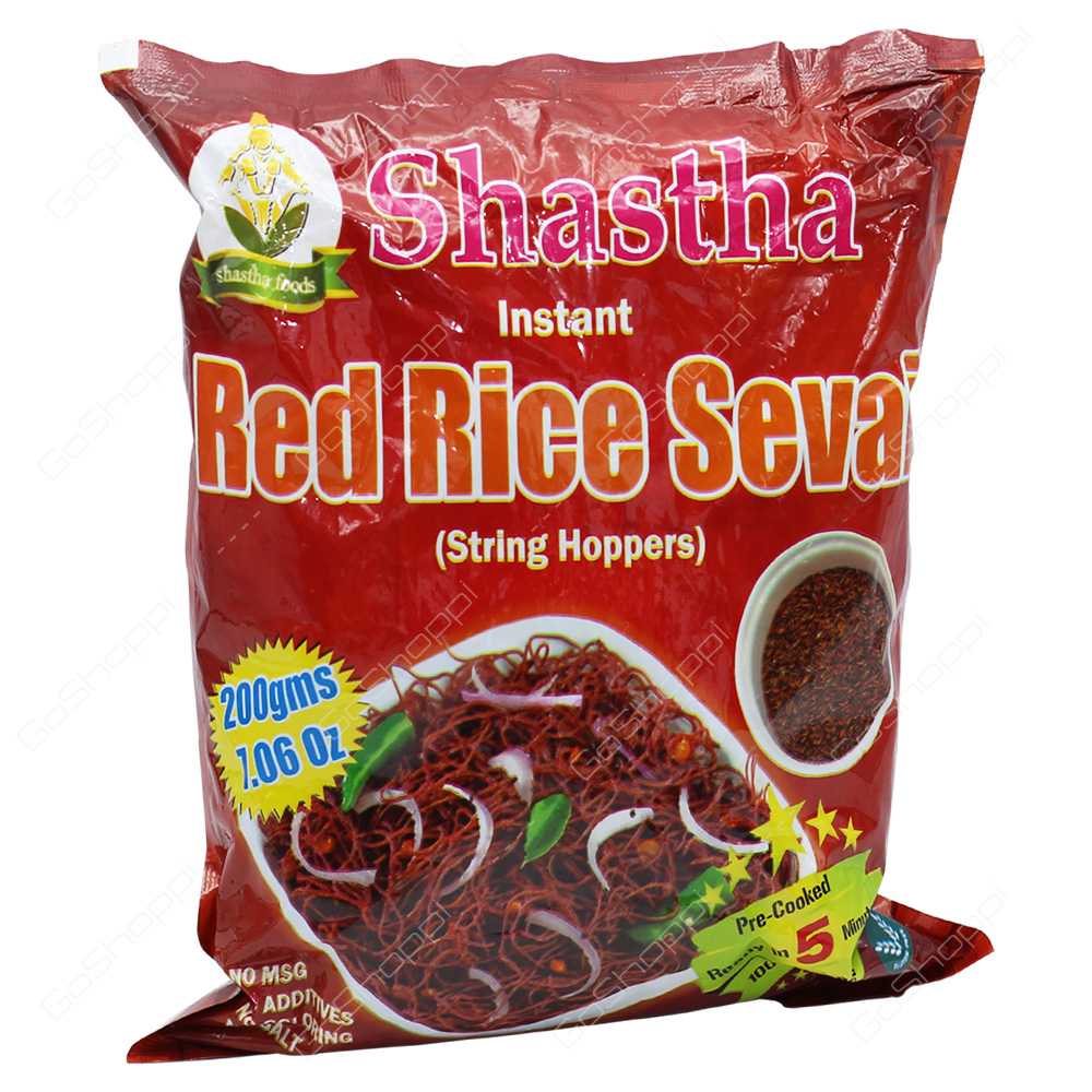 Shastha Foods Instant Red Rice Sevai 200g