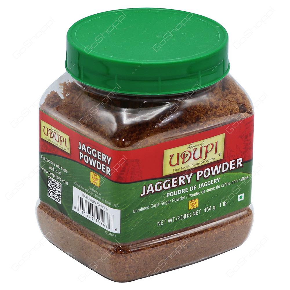 Udupi Jaggery Powder 454g