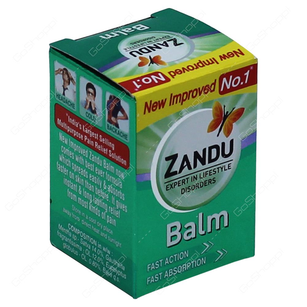 Zandu Balm 8ml