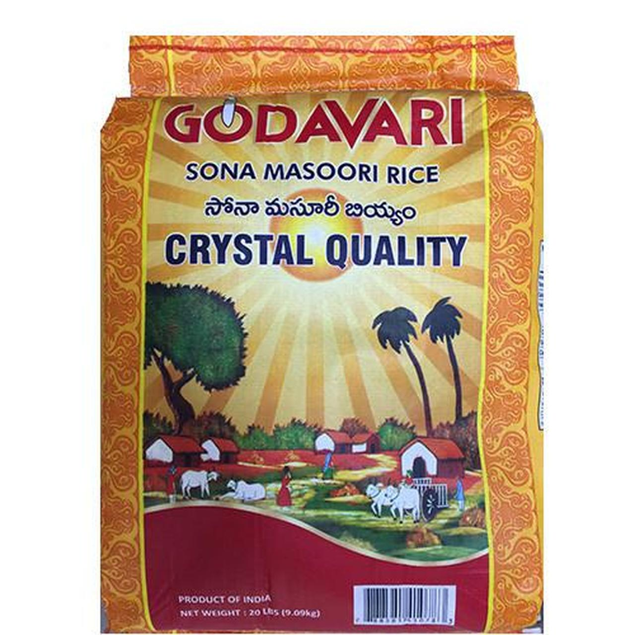 Godavari Crystal Rice