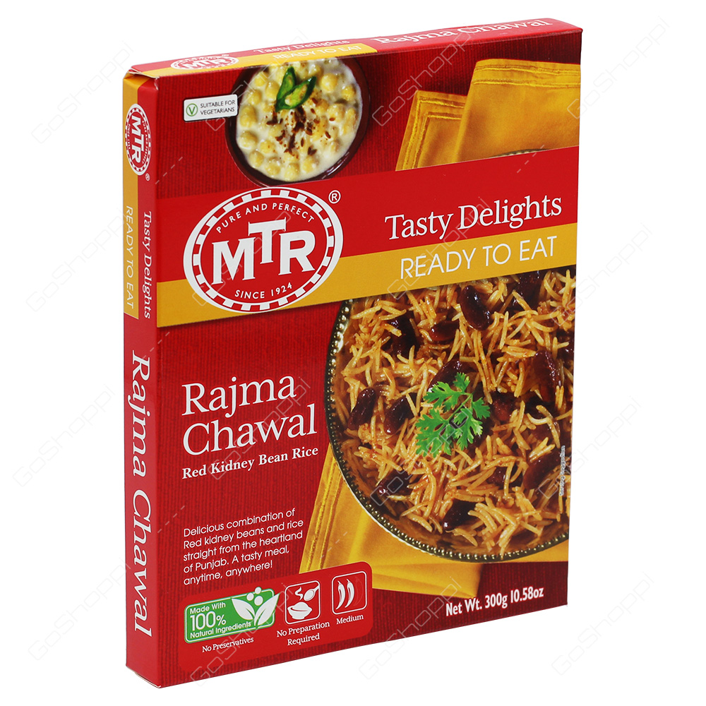 MTR Rajma Chawal Ready To Eat 300g